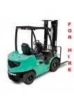Forklift for Hire