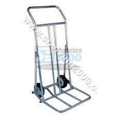 TROLLEY 2 WHEEL FOLDING NOSE FN1 MEDIUM