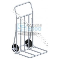 TROLLEY 2 WHEEL FOLDING NOSE FN2 LARGE