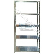 1.9m x 381mm x 914mm  x5 trays galvanised