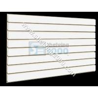 Slatwall 2.4x1.2m White