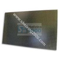 pegboard Sheet 2.4m x 1.2m Steel - Raw