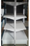high 1.5m x 914mm wide double sided