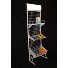 free standing straight unit -