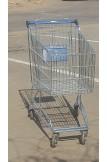 Supermarket Trolley 140L