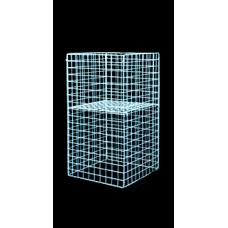 Square Dump Bin Basket