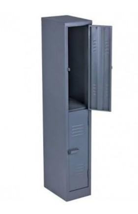 2 Tier Steel Locker  (1800*450*300)